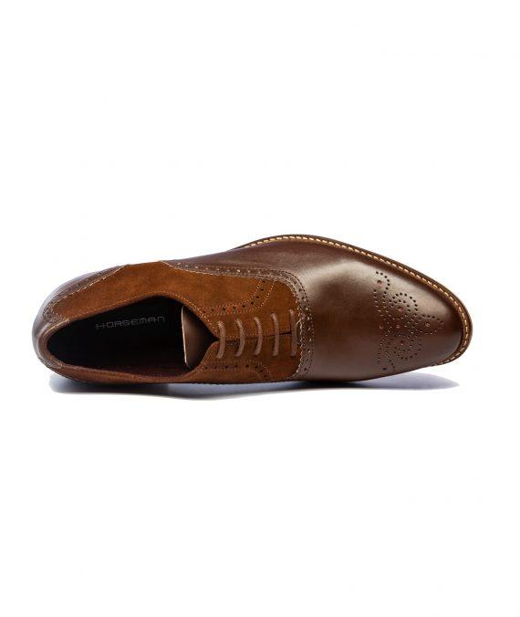 Horseman Black Penny Loafers (Men)
