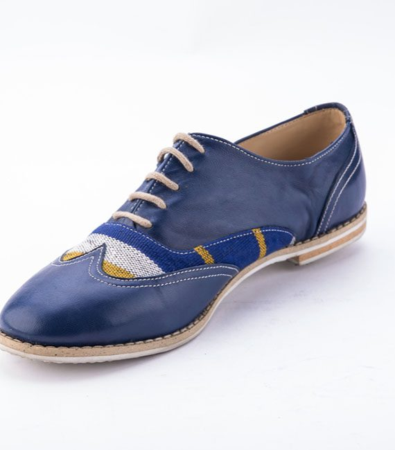 Shebrogues Afra Blue